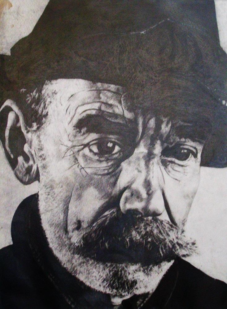 Régi portré (2)