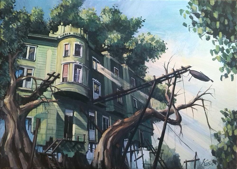 Angyalos ház