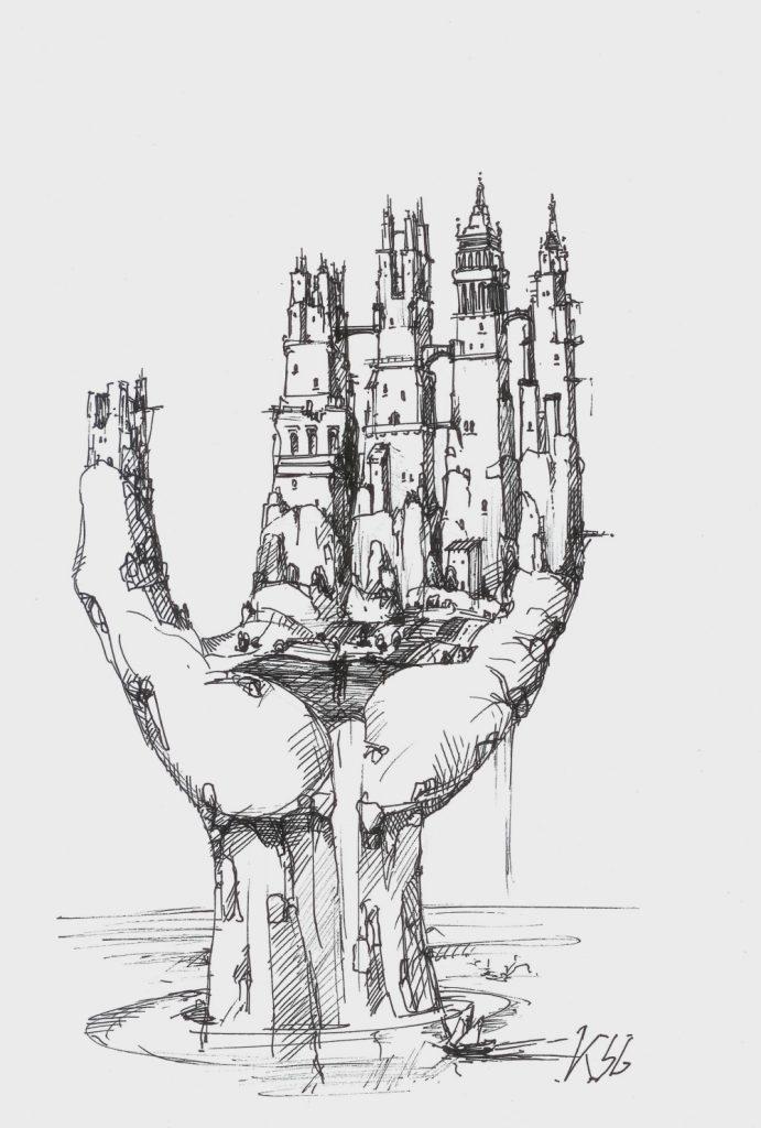 Kéz (2)