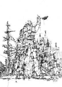 Bálvány (kikötő 1)