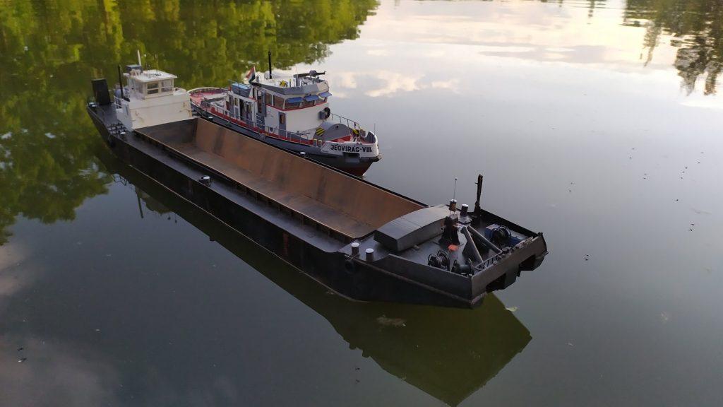 200t Z-hajtású önjáróhajó